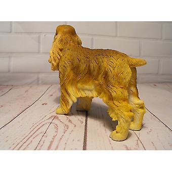 Brown Cocker Spaniel Figurine