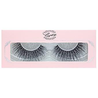 Lash XO Premium Reusable False Eyelashes - Rose - Natural yet Elongated Lashes