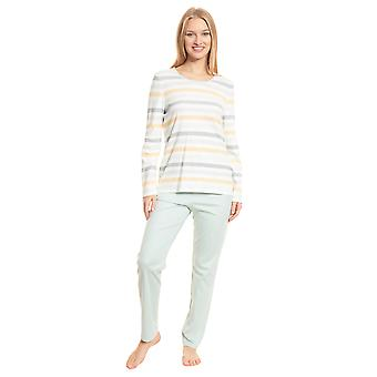 Rösch Smart Casual 1203522-11874 Women's Ringlet Multicolor Pyjama Set