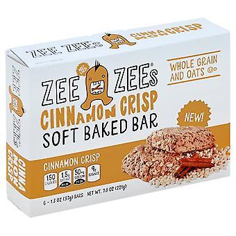 Zee Zee ' s mäkké pečené tyče škorica ostrý