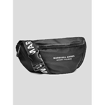 Marshall Artist Ballistic Crossbody Bag - Black