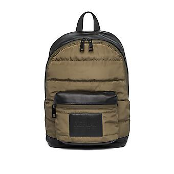 Replay Men's Backpack Quilted Khaki