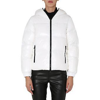 Duvetica D5030002s021035r051 Women's White Polyester Down Jacket
