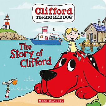 The Story of Clifford Board Book by Rusu & MeredithBridwell & Norman