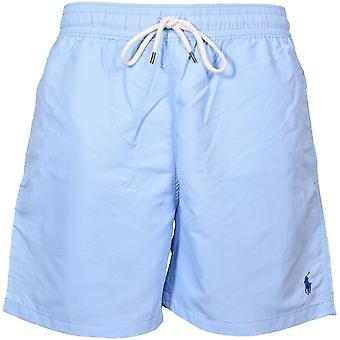 Polo Ralph Lauren Traveller Swim Shorts, Soft Blue