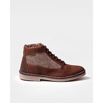 Toni Pons - Ankle boot för män gjorda av mocka - JANSEN-PN