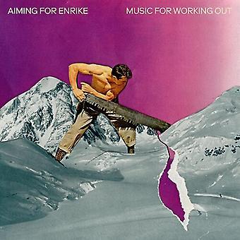 Sikter mot Enrike - Musikk for å trene [Vinyl] USA import