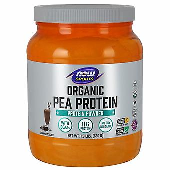Now Foods Organic Pea Protein, Chocolate 1.5 lbs