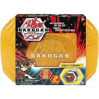 Bakugan Úložný puzdro Orange - Trhyno