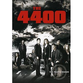 4400 - 4400: season 4 importação EUA [DVD]