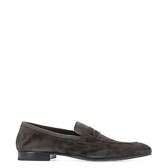 Fabi Fu9289africa Men's Brown Suede Loafers