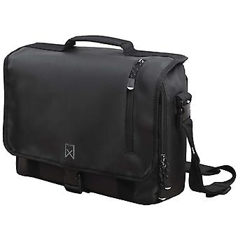 Willex Bicycle Courier Bag 10 L Black 12002