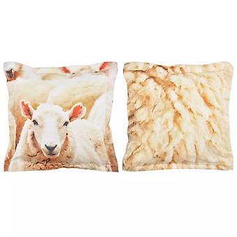 Esschert Design Outdoor Cushion Sheep S BK001
