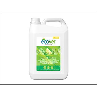 Ecover Washing Up Liquid Lemon + Aloe Vera 5L 4003812