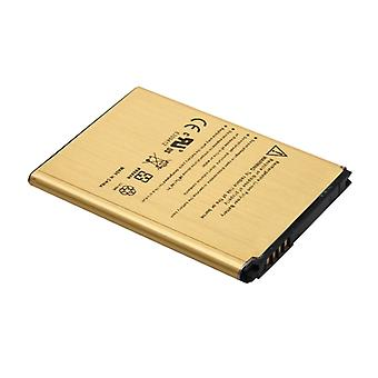For LG K7 / LS675 BL-46ZH 2680mAh High Capacity Gold Rechargeable Li-Polymer Battery