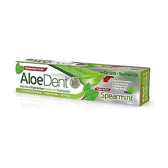 Aloedent Triple Action Spearmint Toothpaste 100 ml