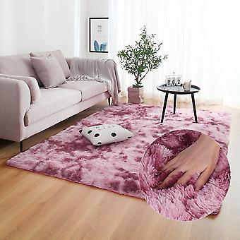 Moderne Anti Slip Tie Teinture Soft Carpets / Mats / Tapis Pour Living Room Or