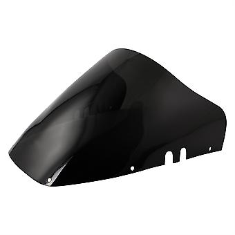 Airblade Dark Smoked Double Bubble Screen for Honda VFR400 NC30
