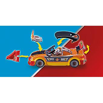 Playmobil Stunt Show Crash Car
