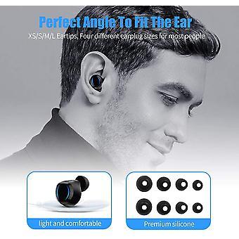 iPosible Wireless Headphones Bluetooth Earphones 5.0 [latest Model] True Wireless Earbuds