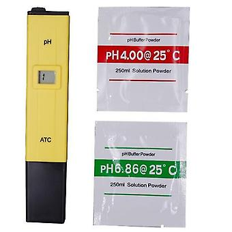 Pocket Pen Vand Test Digital Ph Meter Tester