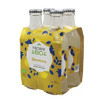 Lemonade Non-Alcoholic Drink 4 units of 200ml