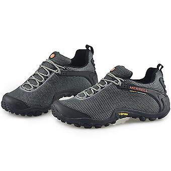 Men Breathable Camping Outdoor Sport Mesh Hiking Aqua Shoes