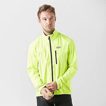Gore Men's C5 Gore-Tex Waterproof Jacket Yellow