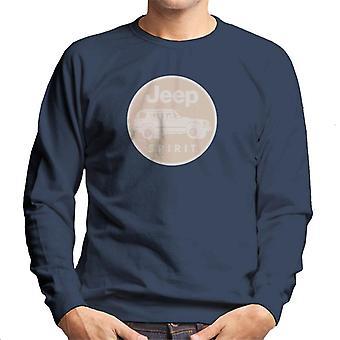 Jeep 1998 Cherokee Spirit Men's Sweatshirt