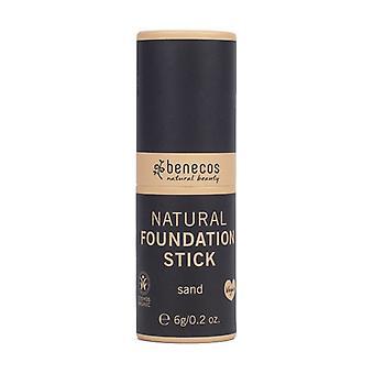 Sandfundament pinne 1 enhet
