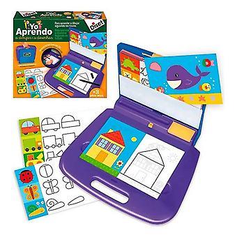 Educational Game Diset Drawing