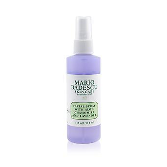 Mario Badescu Facial Spray With Aloe, Chamomile & Lavender 118ml/4oz