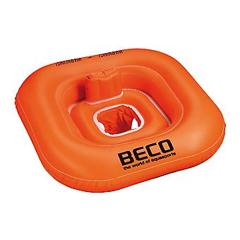 BECO Orange Baby Swim Seat- Babies up to 11Kg