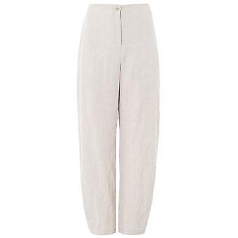 Oska Aenna Stripe Linen Blend Trousers