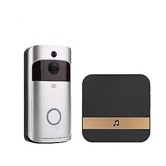 Älykäs Ip Wifi Doorbell Video Intercom