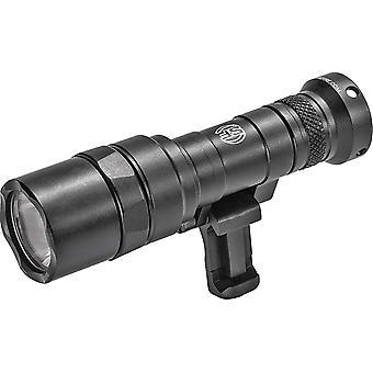 Surefire m340c mini scoutlight pro lommelykt våpen montert lys ledet 500 lumen ps22215
