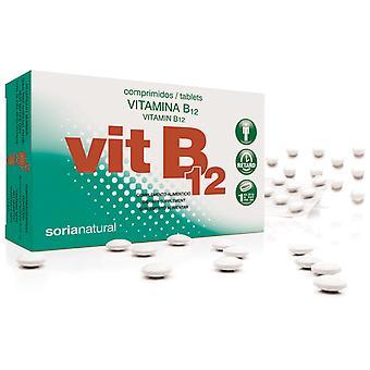 Soria Natural Vitamina B12 Ritardo 48 Compresse