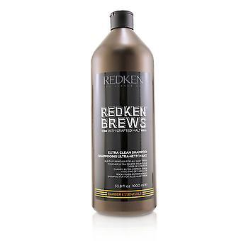 מבשל שמפו נקי במיוחד (לבנות מסיר לכל סוגי השיער) 223967 1000ml/33.8oz