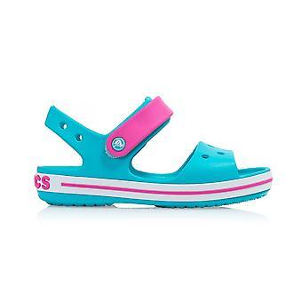Crocs Crocband Sandal Kids 128564SL universal summer kids shoes