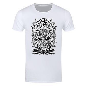 Unorthodox Collective Mens Ashigaru Mask T-Shirt