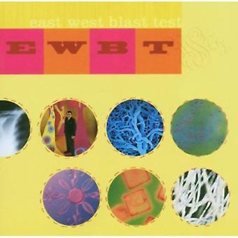 East West Blast Test - Popular Music for Unpopular People [CD] USA import