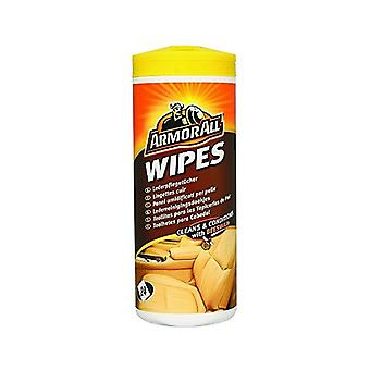 Upholstery Cleaner Armor All AA39024ML Wipes (30 uds)