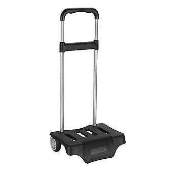 Rucksack Trolley Safta Black