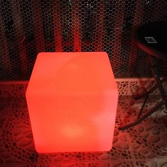 Glowing Cube Chair