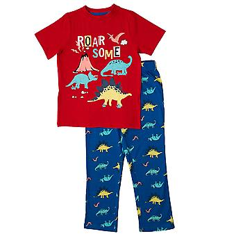 Popgear Boys Kükreyen Dinozor Pijama Seti