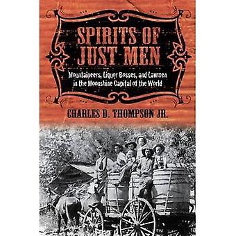 Spirits of Just Men de Charles D. Thompson Jr.