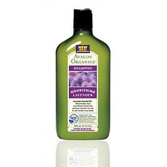 Avalon Organics - pflegende Shampoo 325ml Lavendel