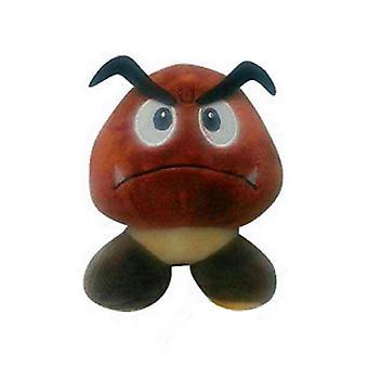Super Mario Goomba Mushroom Plush Doll Toy 15cm