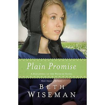 Plain Promise by Beth Wiseman