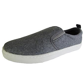 Madden By Steve Madden Mens M-Halpur Slip On Sneaker Shoe